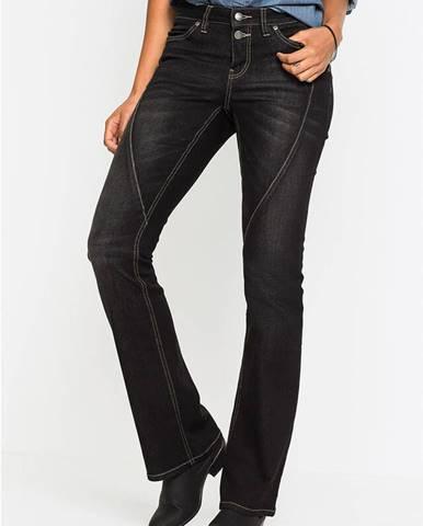 Strečové džínsy BOOTCUT