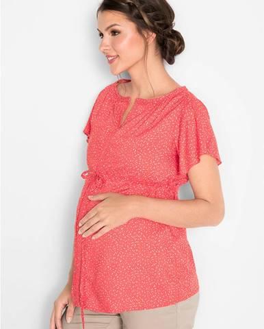 Tehotenská blúzka