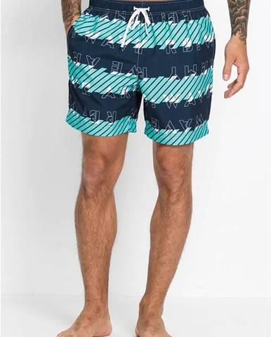 Plážové dlhé šortky Regular Fit