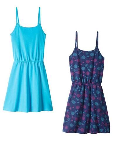 Letné šaty (2ks v balení)
