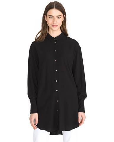 Vero Moda Mimmi Košeľa Čierna