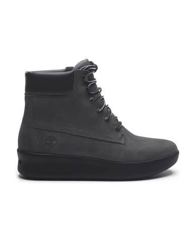 Timberland Berlin Park 6 Inch Členkové topánky Čierna Šedá
