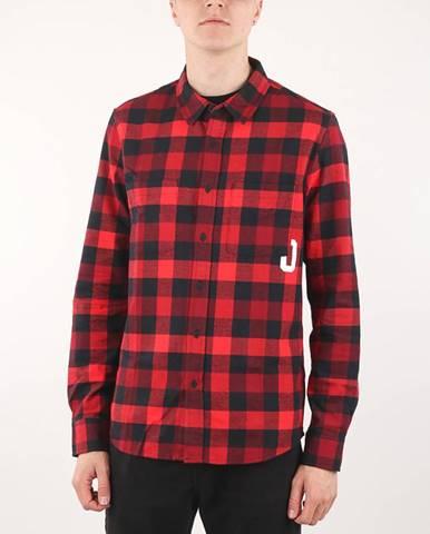 Oakley Košeľa Červená