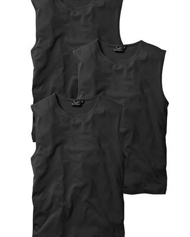 Tričko bez rukávov (3 ks)