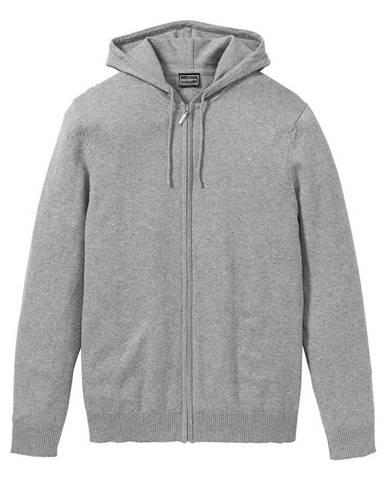 Pletený sveter s kašmírom
