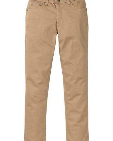 Udržateľné strečové nohavice s recyklovateľného polyesteru Regular Fit