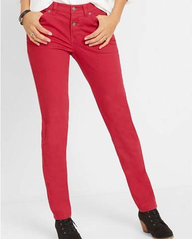 Strečové džínsy z klasického denimu, SLIM