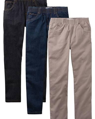Ležérne nohavice (3 ks)