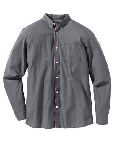 Košeľa s dlhým rukávom Regular Fit