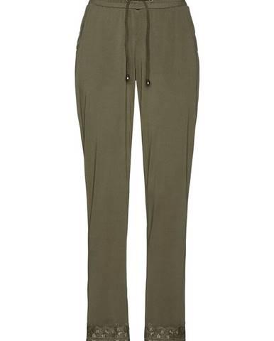 Joggingové nohavice s modálovej kvality