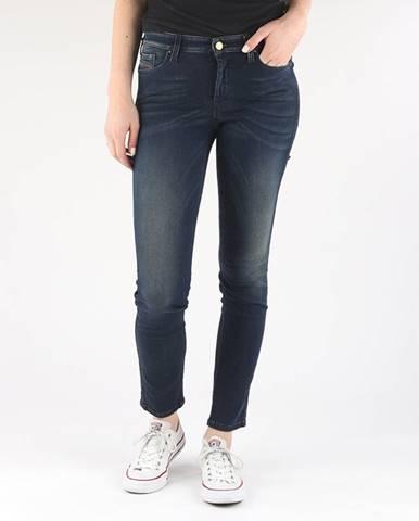Diesel Doris Jeans Modrá