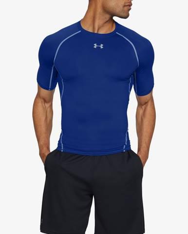 Kompresné tričko Under Armour HG SS Modrá