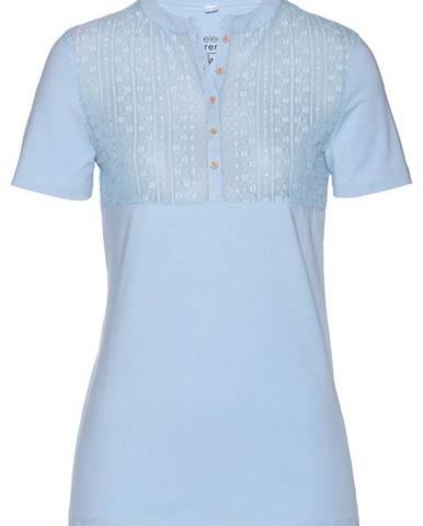 Tričko s blúzkovou časťou Premium