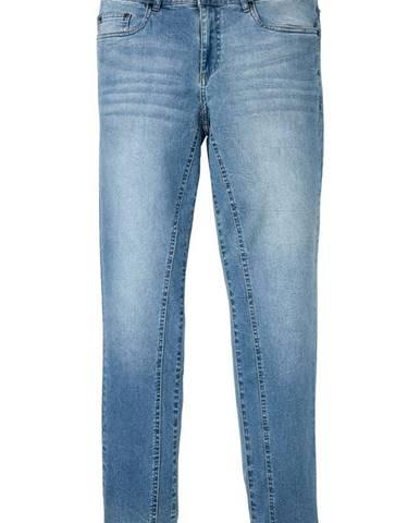 Jemné strečové džínsy Slim Fit Straight