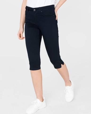 Hot Seven Kalhoty Vero Moda Modrá