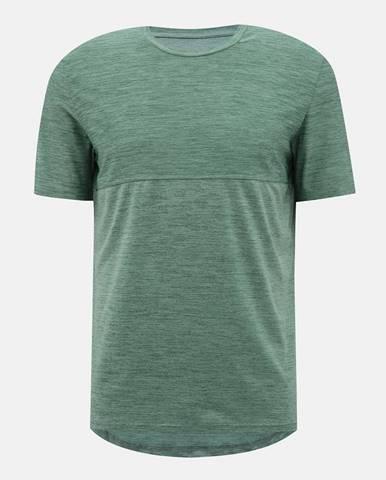 Modré pánske žíhané tričko killtec Alfred