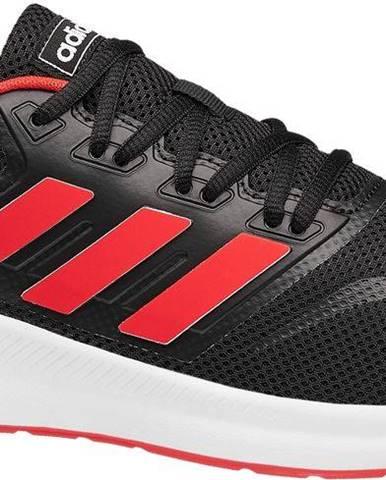 adidas - Čierne tenisky Adidas Runfalcon