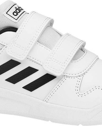 adidas - Biele tenisky na suchý zips Adidas Tensaurus C