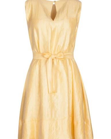 Dámske trapézové šaty