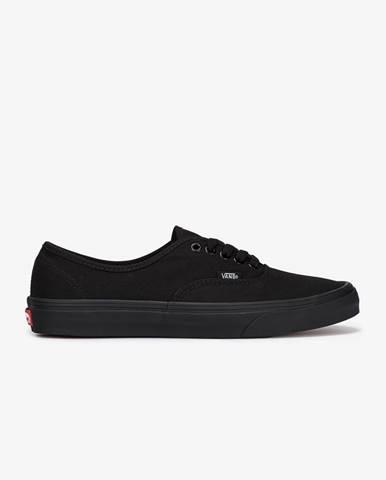 Topánky Vans Ua Authentic Black/Black Čierna