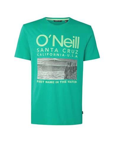 O'Neill Surf Tričko Zelená