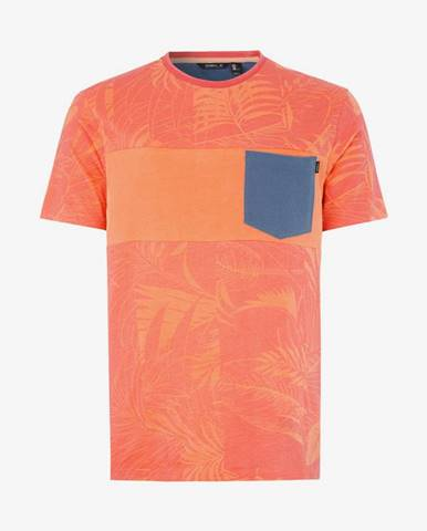 Tričko O'Neill Lm Pali T-Shirt Oranžová