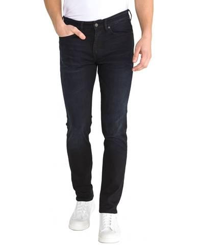 BOSS Delaware Jeans Modrá