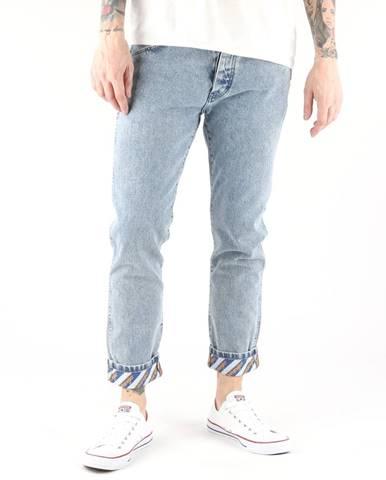 Wrangler Jeans Modrá