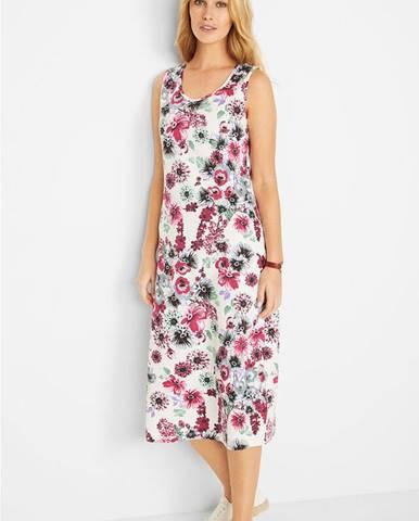 Džersejové šaty (2 ks v balení), midi dĺžka