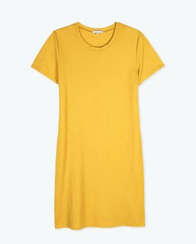 Mini šaty s vreckami