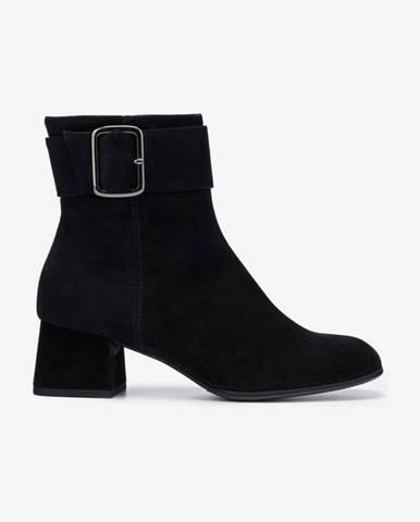 Högl Členková obuv Čierna