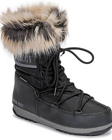 Obuv do snehu Moon Boot  MOON BOOT MONACO LOW WP 2