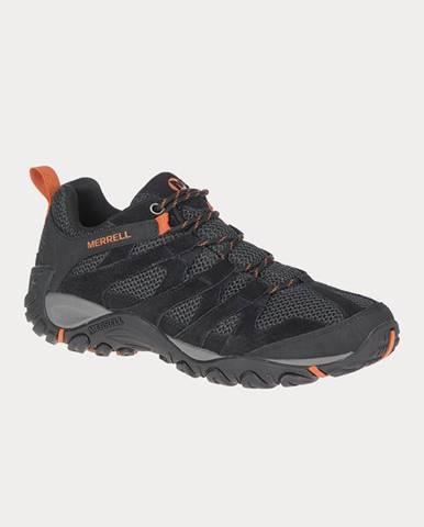 Topánky Merrell Alverstone Čierna