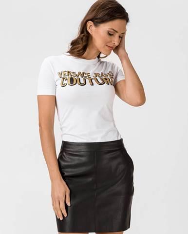 Triko Versace Jeans Couture Čierna