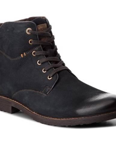 Šnurovacia obuv Lasocki for men MI08-C307-250-04 nubuk,koža(useň) zamšová,koža(useň) lícová