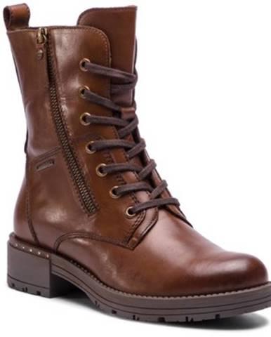 Šnurovacia obuv Lasocki WI16-DANA-04 koža(useň) lícová
