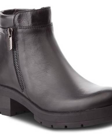 Členkové topánky Lasocki 7441-01 koža(useň) lícová