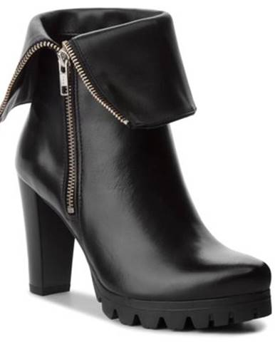 Členkové topánky Lasocki MOKKA-07L koža(useň) lícová
