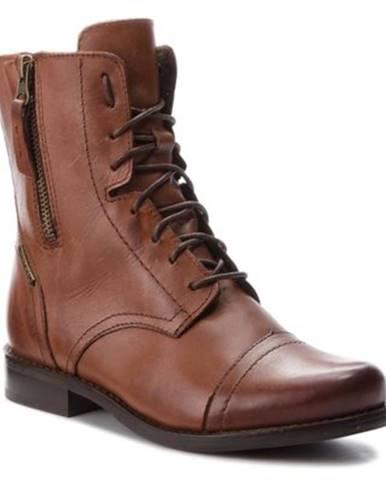 Šnurovacia obuv Lasocki 70174-16 koža(useň) lícová