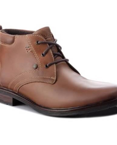 Šnurovacia obuv Lasocki for men MB-MANAUS-15-22BIG koža(useň) lícová