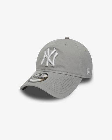 New Era New York Yankees Šiltovka Šedá