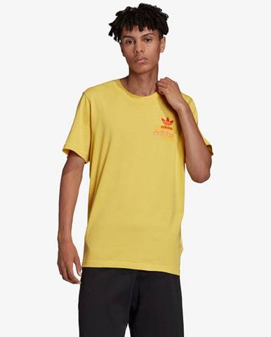 adidas Originals Shattered Tričko Žltá