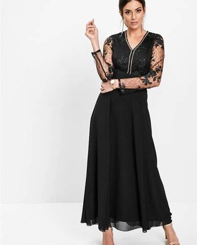 Maxi šaty, večerné