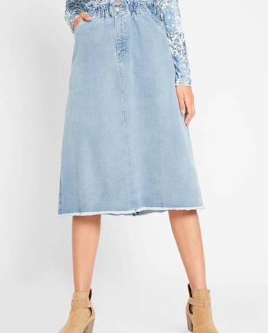 Džínsová sukňa od Maite Kelly