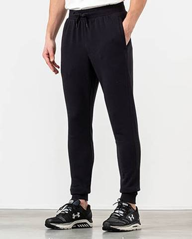 Under Armour Rival Fleece Cotton Jogger Black