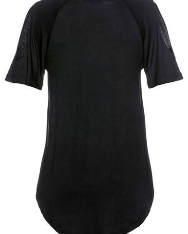 Tričko s odhalenými pleciami