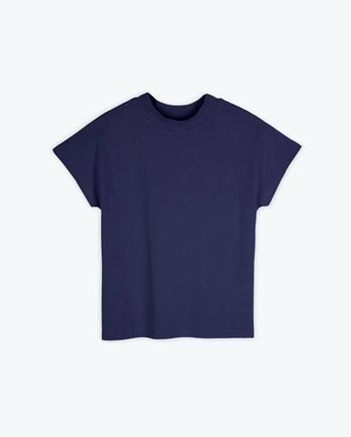 Základné tričko s krátkym rukávom