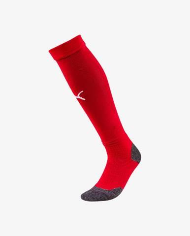 Puma Team Liga Ponožky Červená