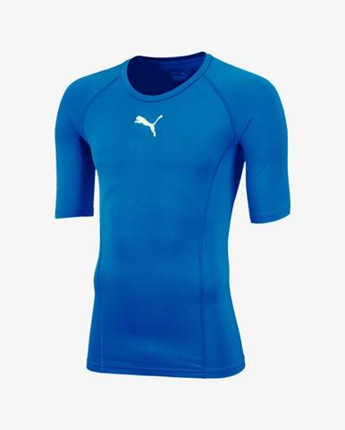 Puma Liga Baselayer Tričko Modrá