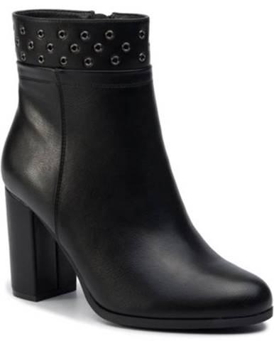 Členkové topánky Jenny Fairy WYL1895-4 koža ekologická